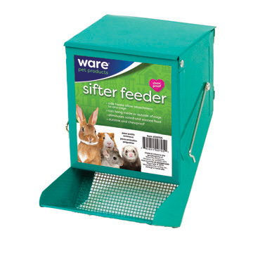 Sifter Feeder w/Lid, 5