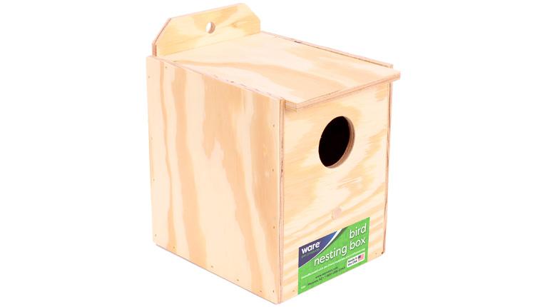 Nest Box, Parakeet, Regular
