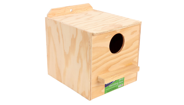 Nest Box, Finch, Regular
