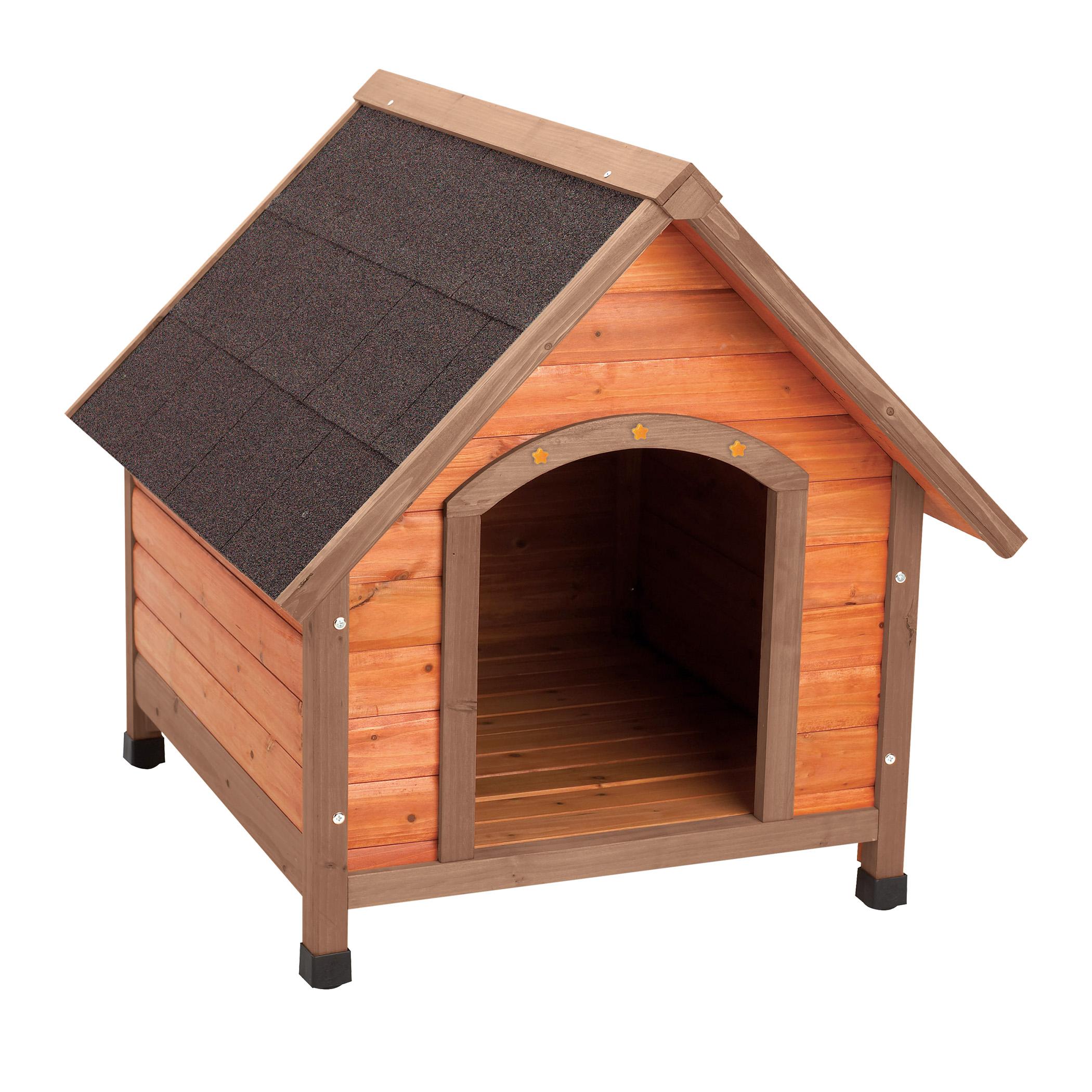 Premium+ A-Frame Doghouse, Med