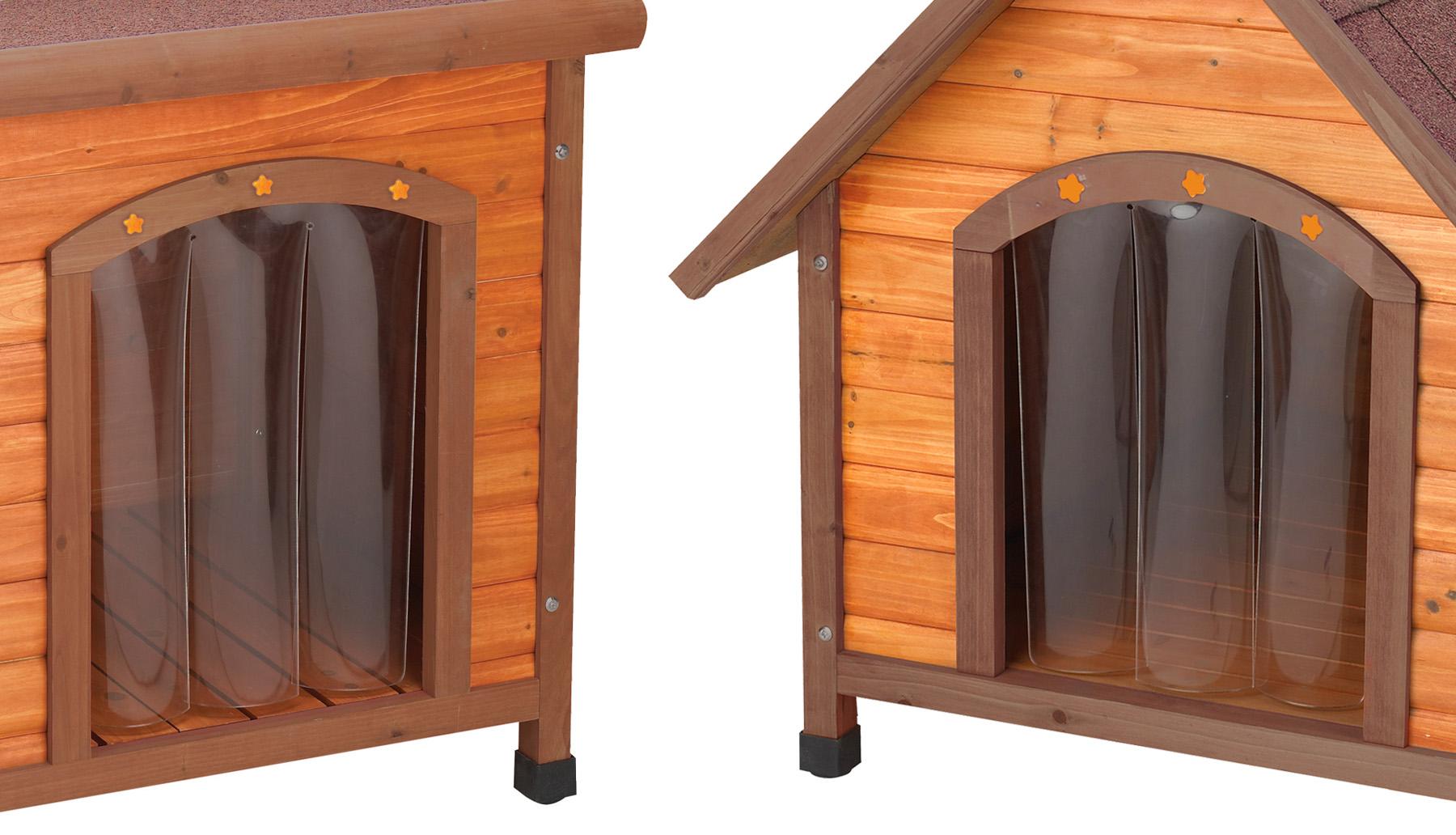 Premium+ A-Frame Door Flap,