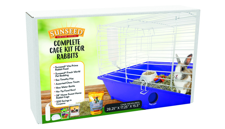 HSH Sunseed Rabbit Str Kit