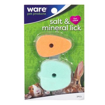 Salt & Trace Mineral Lick