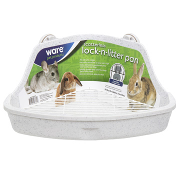 Scatterless Lock-N-Litter Pan