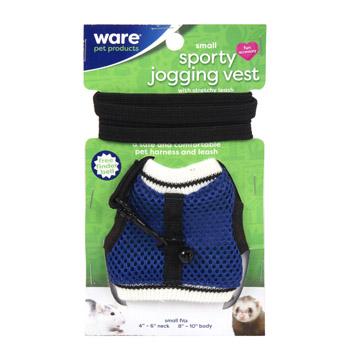 Sporty Jogging Vest, Sm