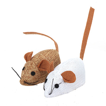 Lively Linen Mice