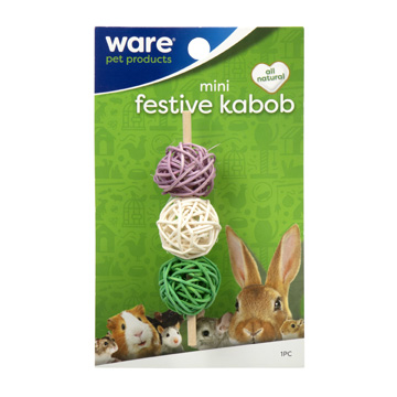 Mini Festive Kabob