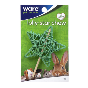 Lolly-Star Chew