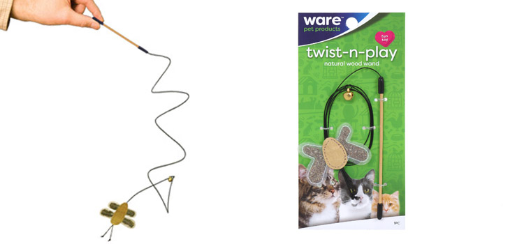 Twist-N-Play Natural Toys