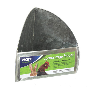 Corner Cage Feeder