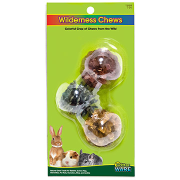 Wilderness Chews, Large 3pc