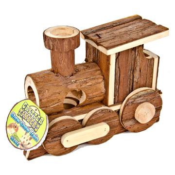 Critter Timber Train
