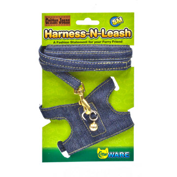 Harness-N-Leash, Sm
