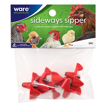 Sideways Sipper 5pc HORIZONTAL