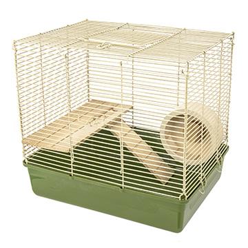 Naturals Cage, 16