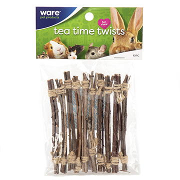 Tea Time Twists