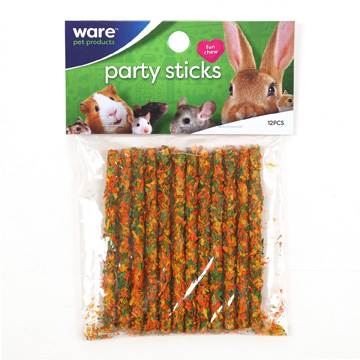 Party Sticks, multi 12pc