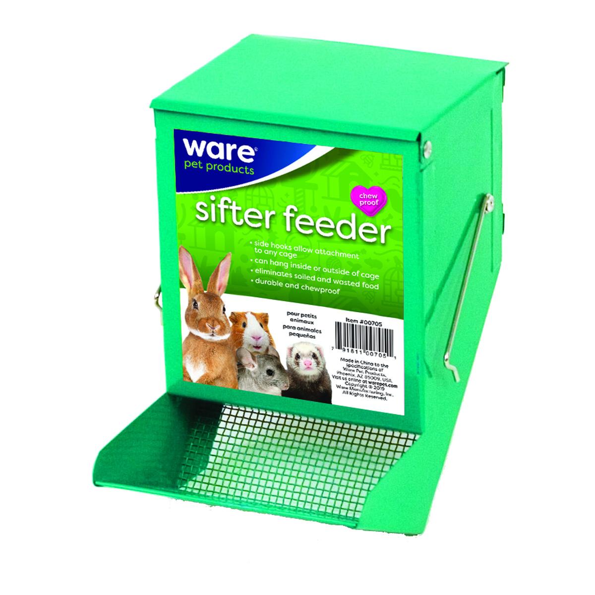 Sifter Feeder w/Lid, 5