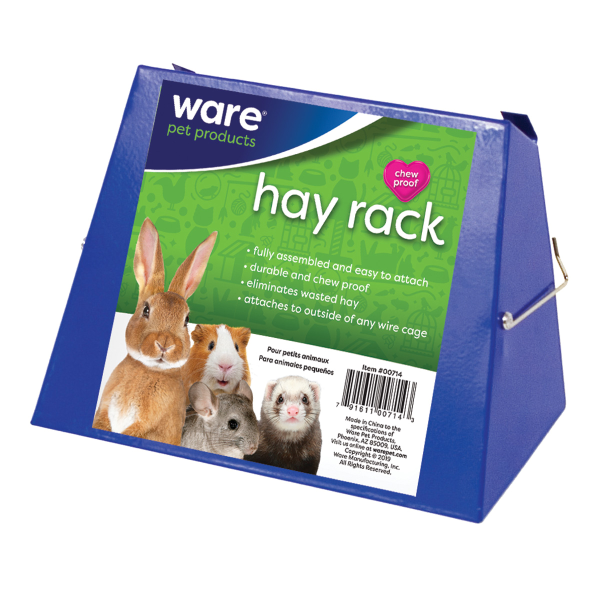Hay Rack, Assorted Colors