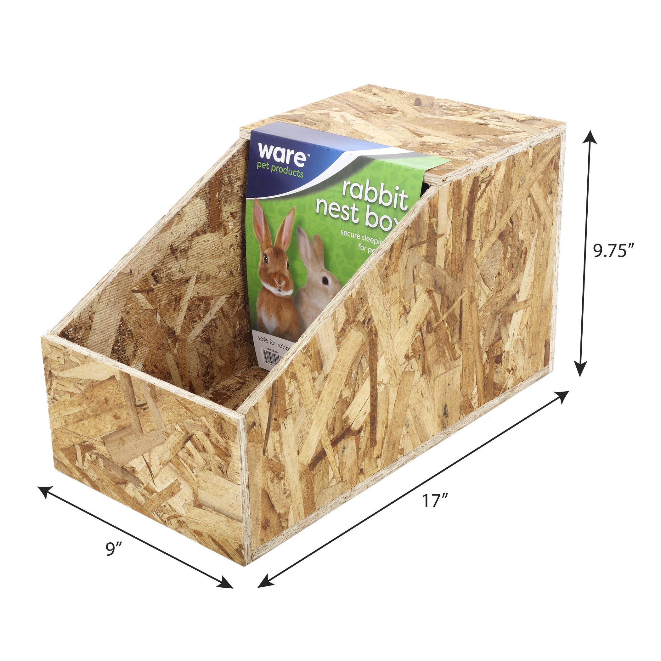 Wood Nesting Box, Sm