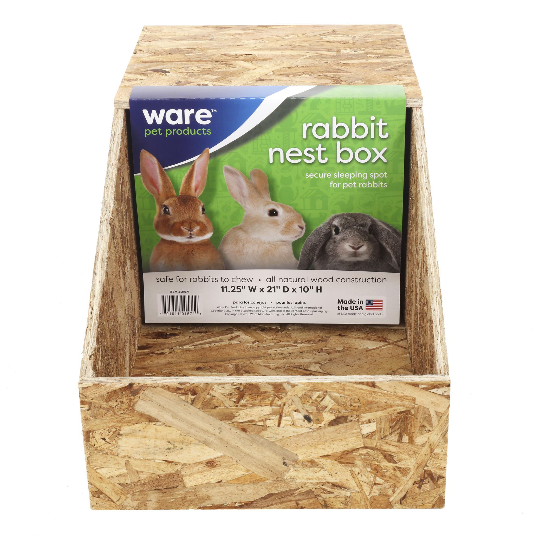 Wood Nesting Box, Lg