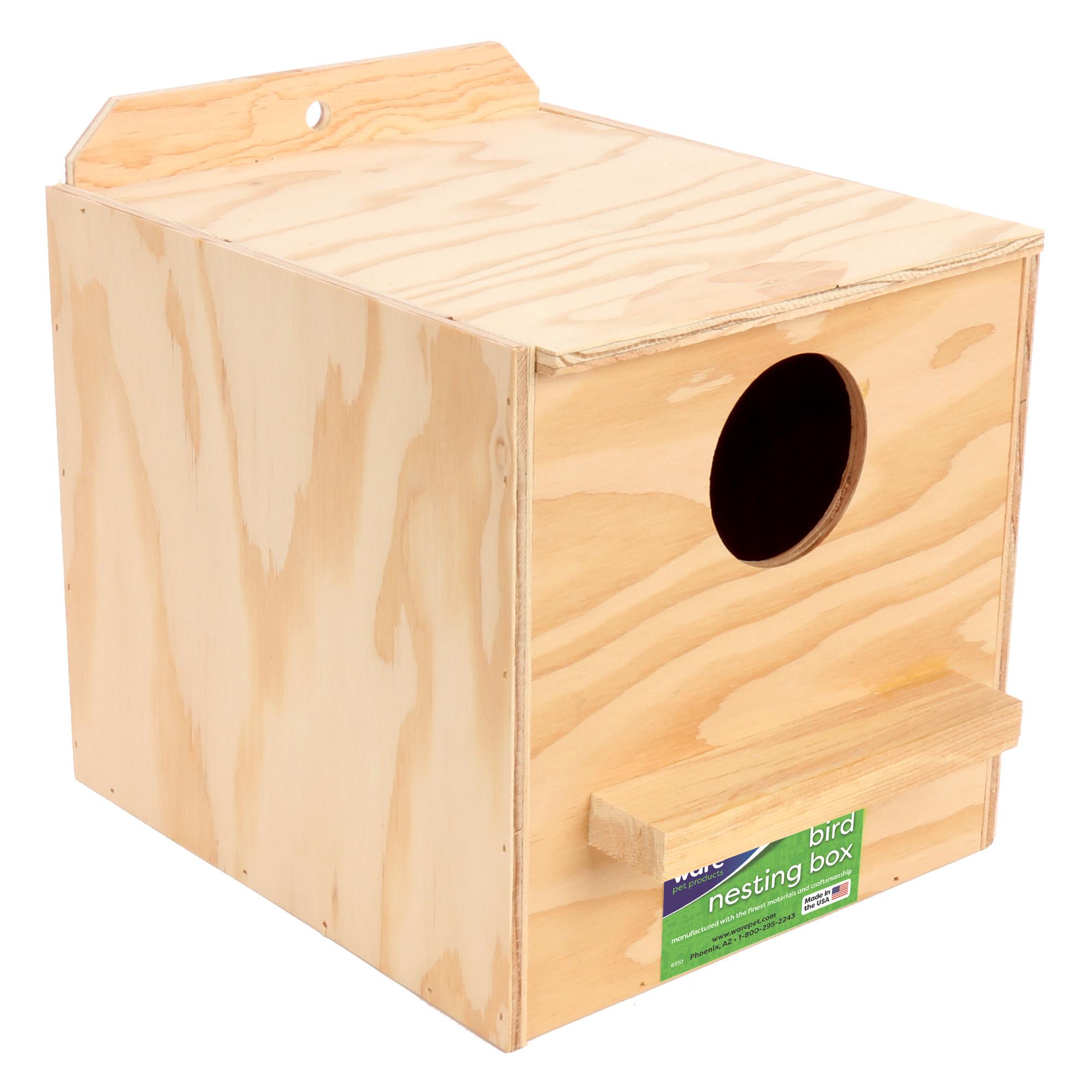 Nest Box, Cockatiel, Regular