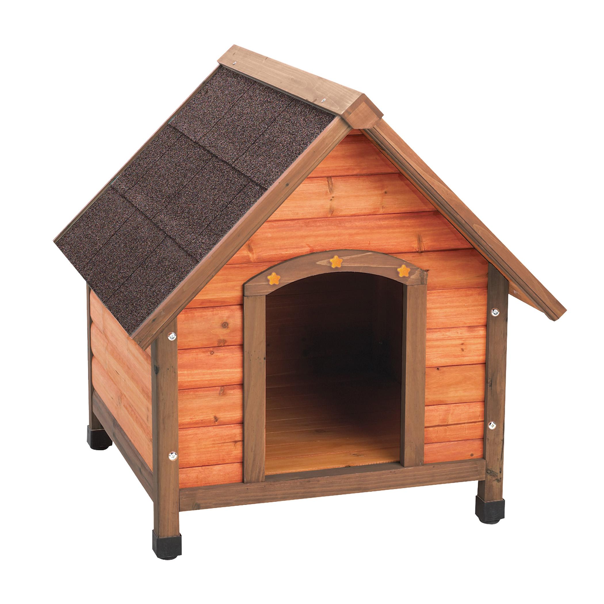 Premium+ A-Frame Doghouse, Sm