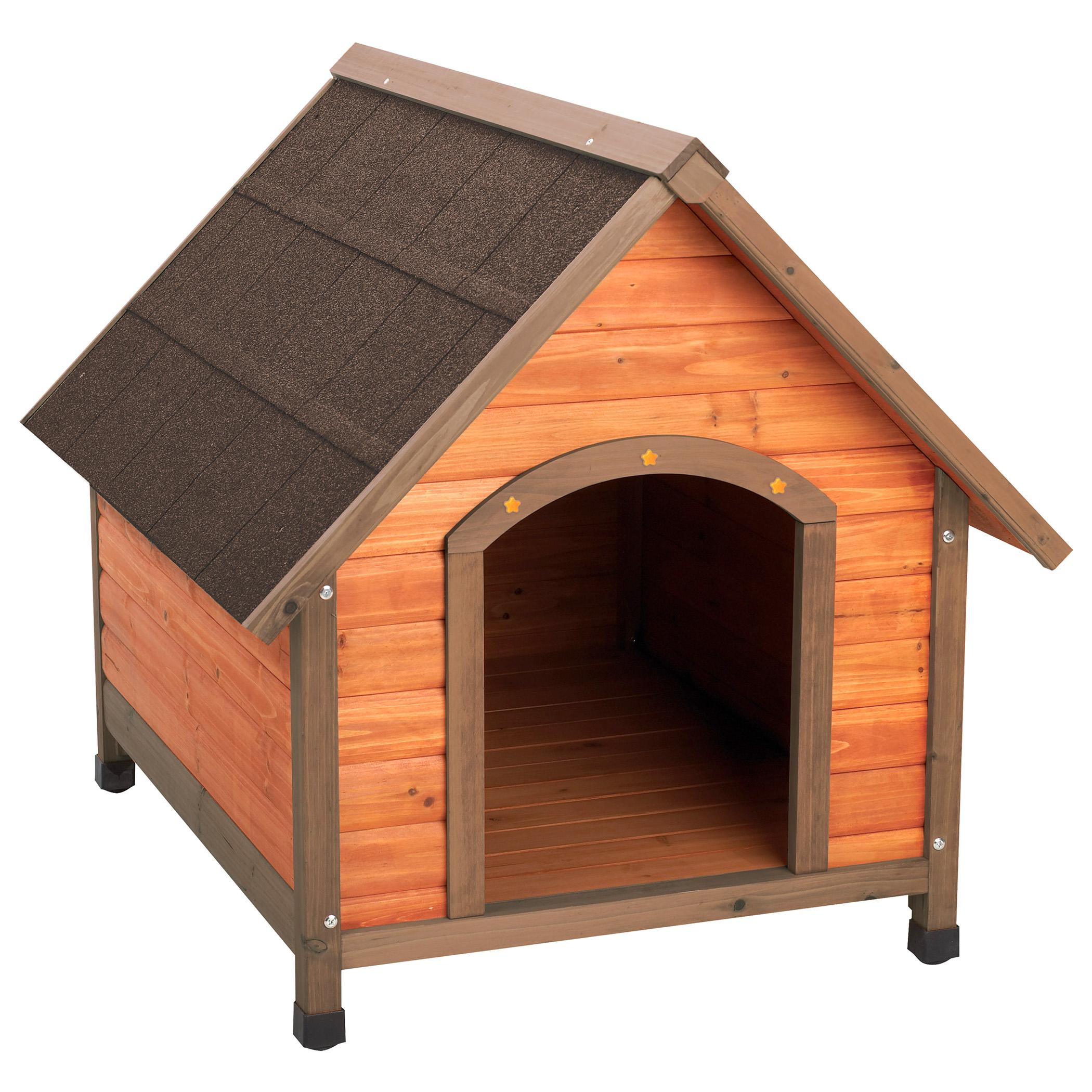 Premium+ A-Frame Doghouse, Lg