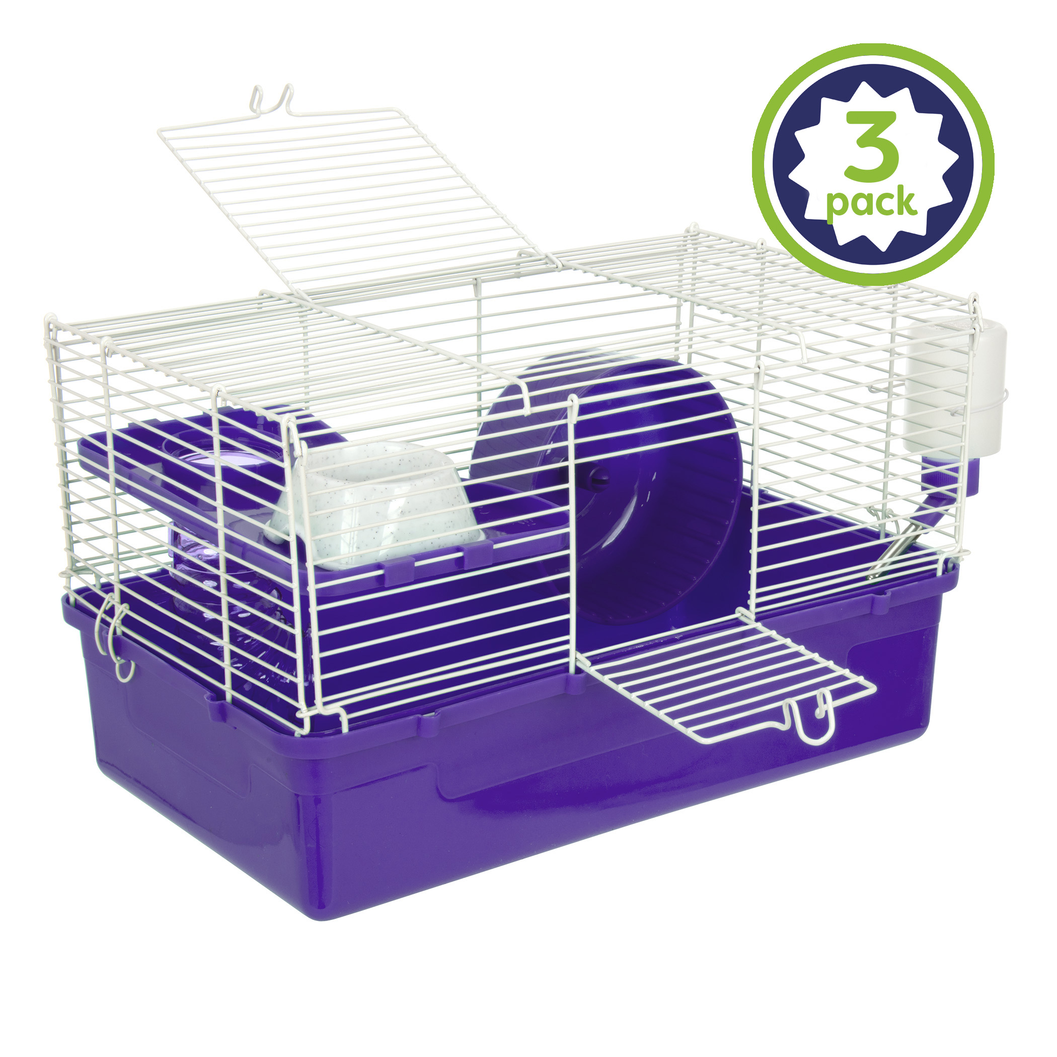 HSH Hamster Cage,1-lvl-Sold 3