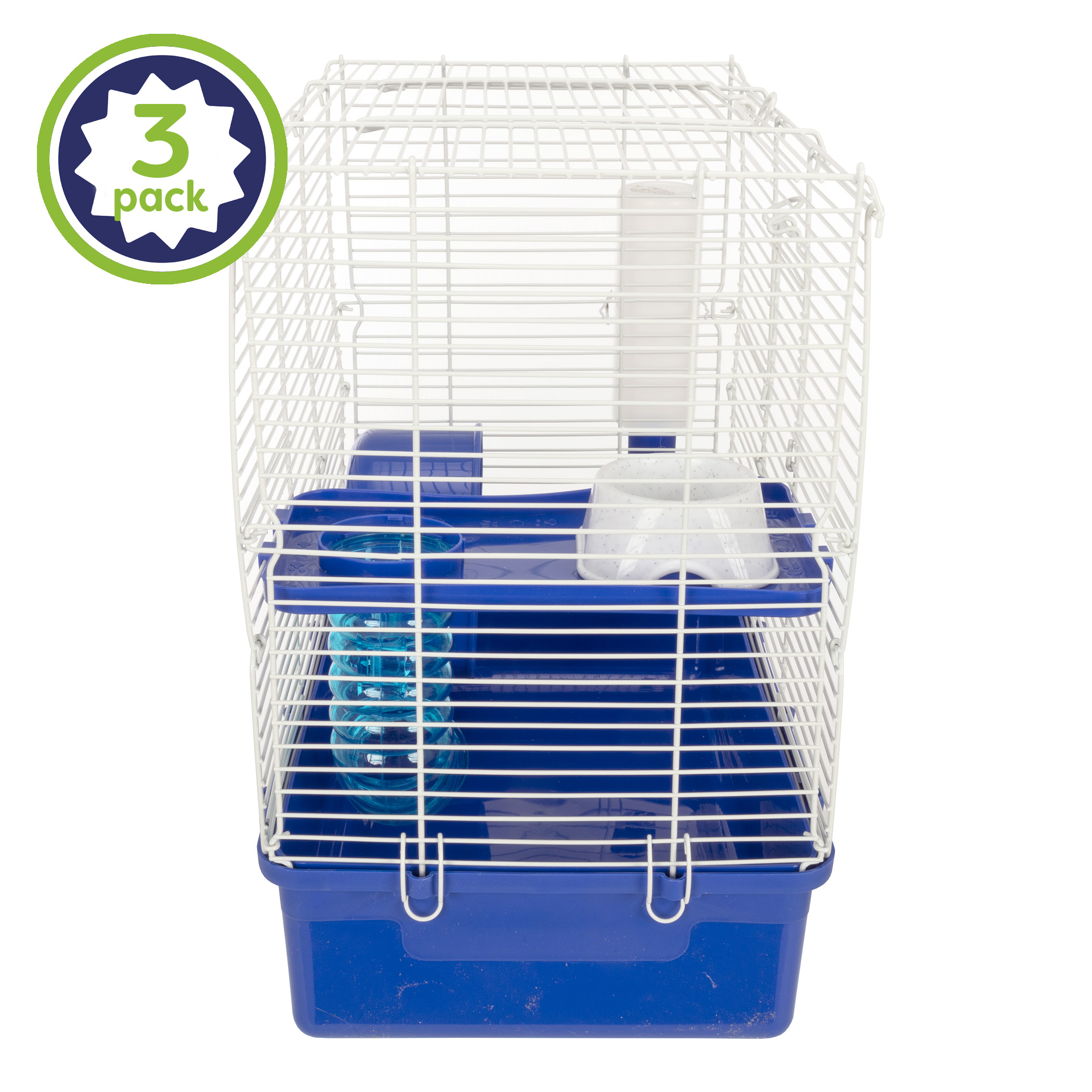 HSH Hamster Cage, 2 lvl