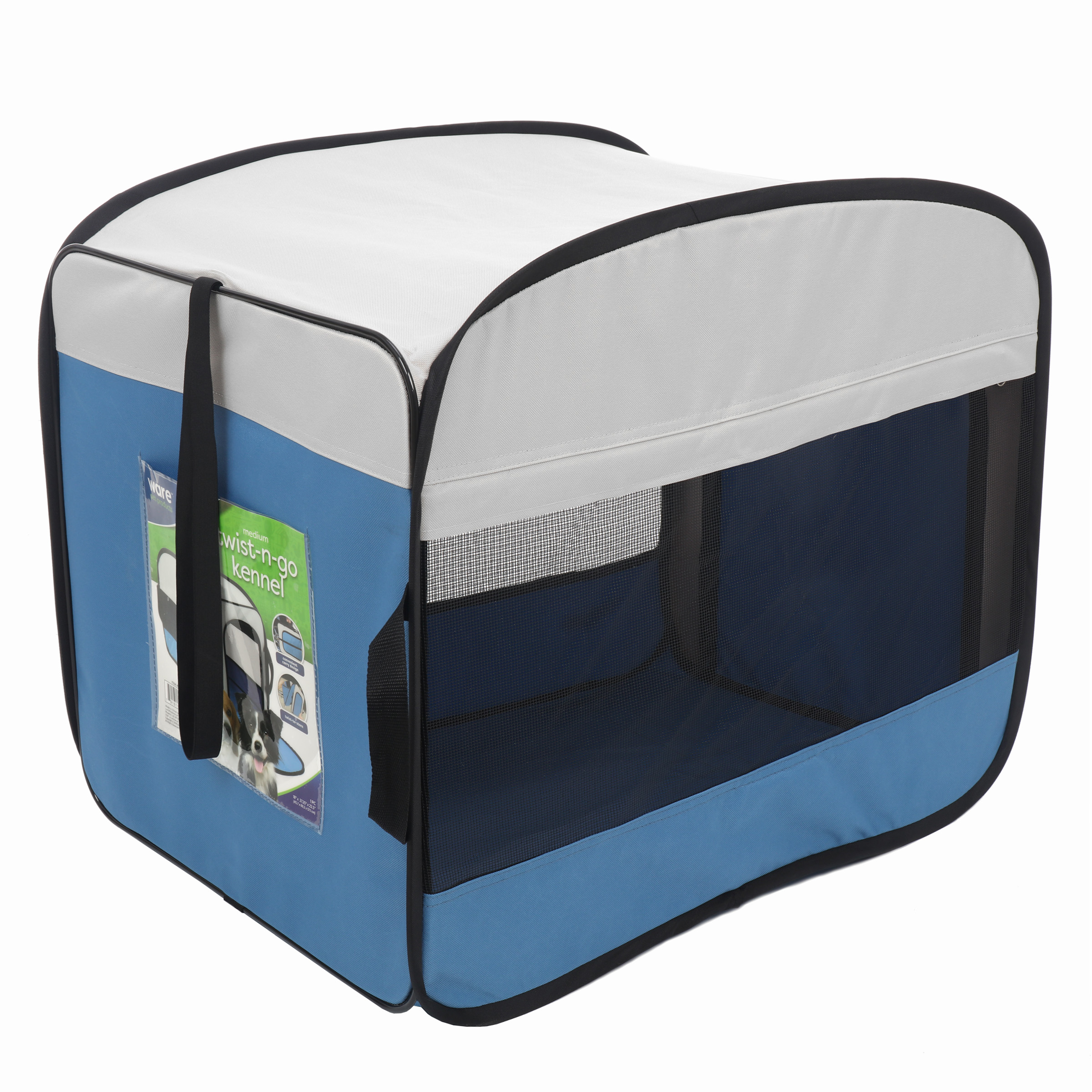 Twist-N-Go Kennel, Med