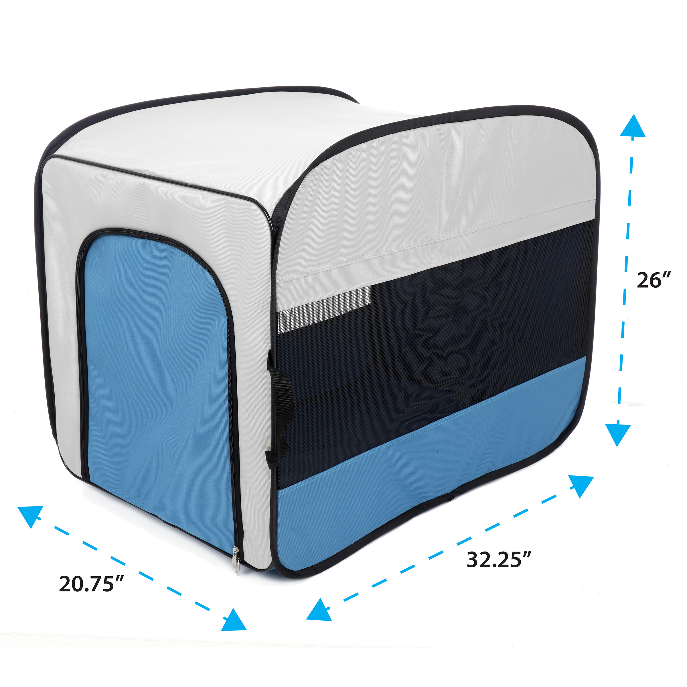 Twist-N-Go Kennel, Lg