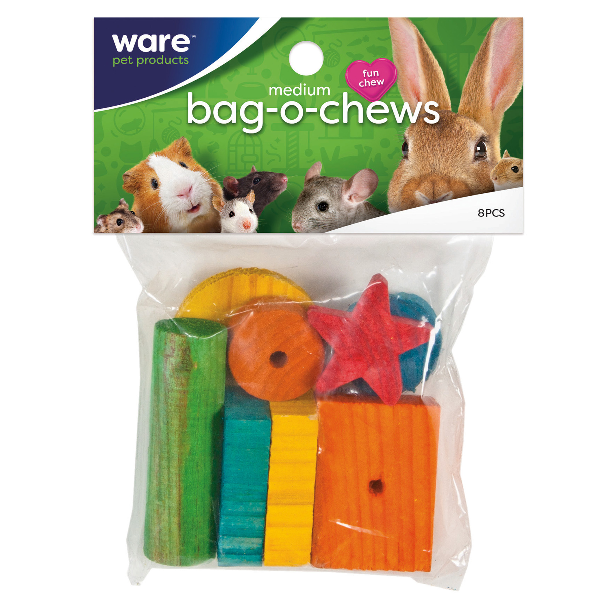 Bag-O-Chews, 8pc, Med