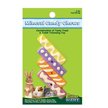 Mineral Candy Chew, 4pc
