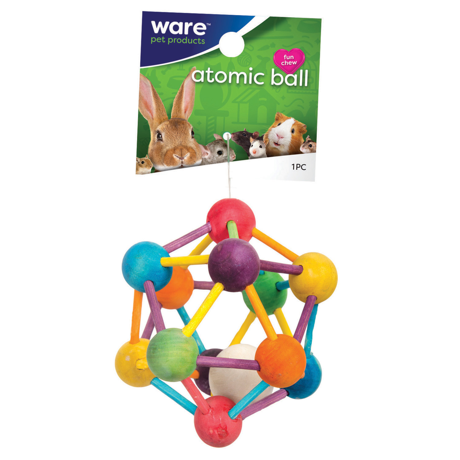 Large Atomic Ball