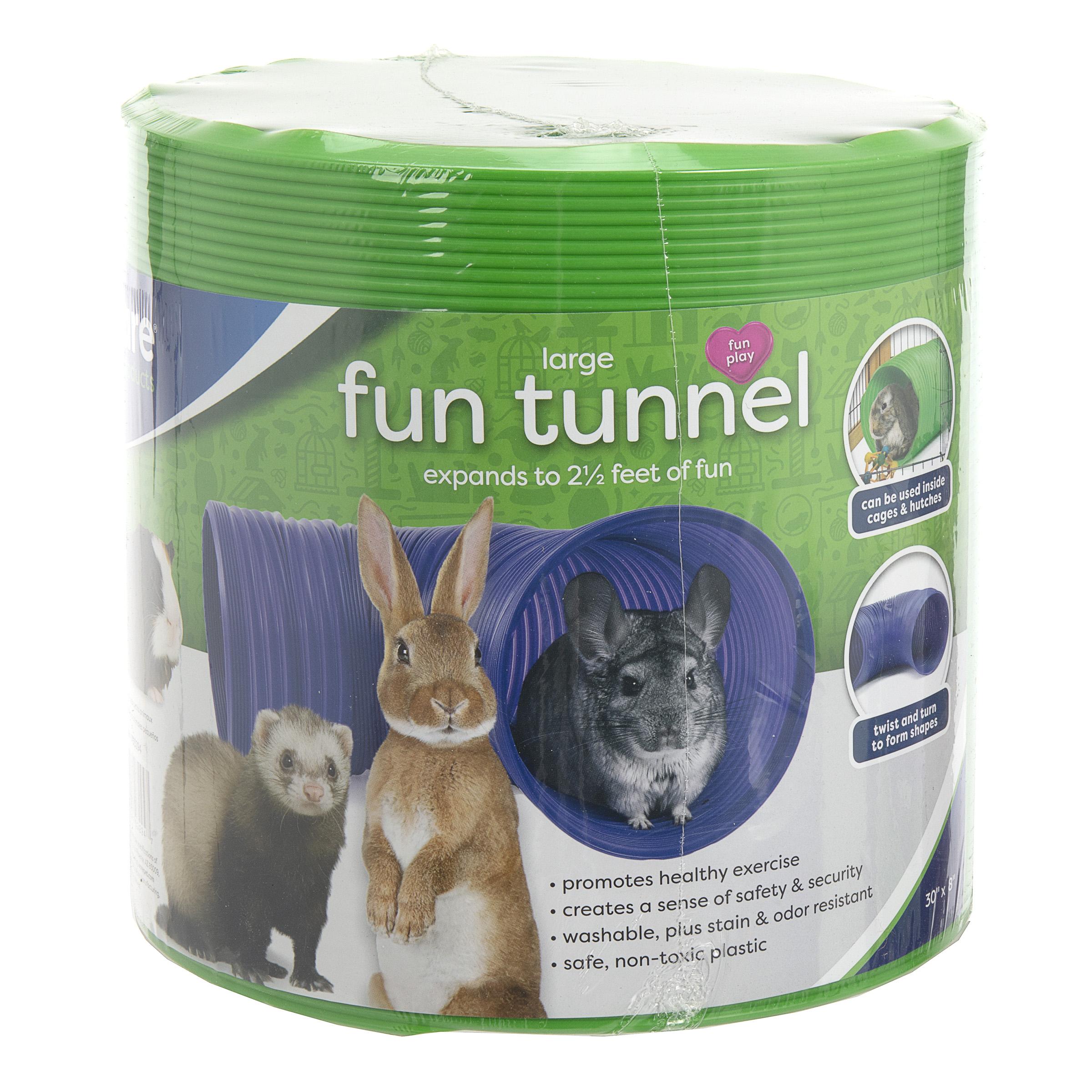 Fun Tunnels, 30