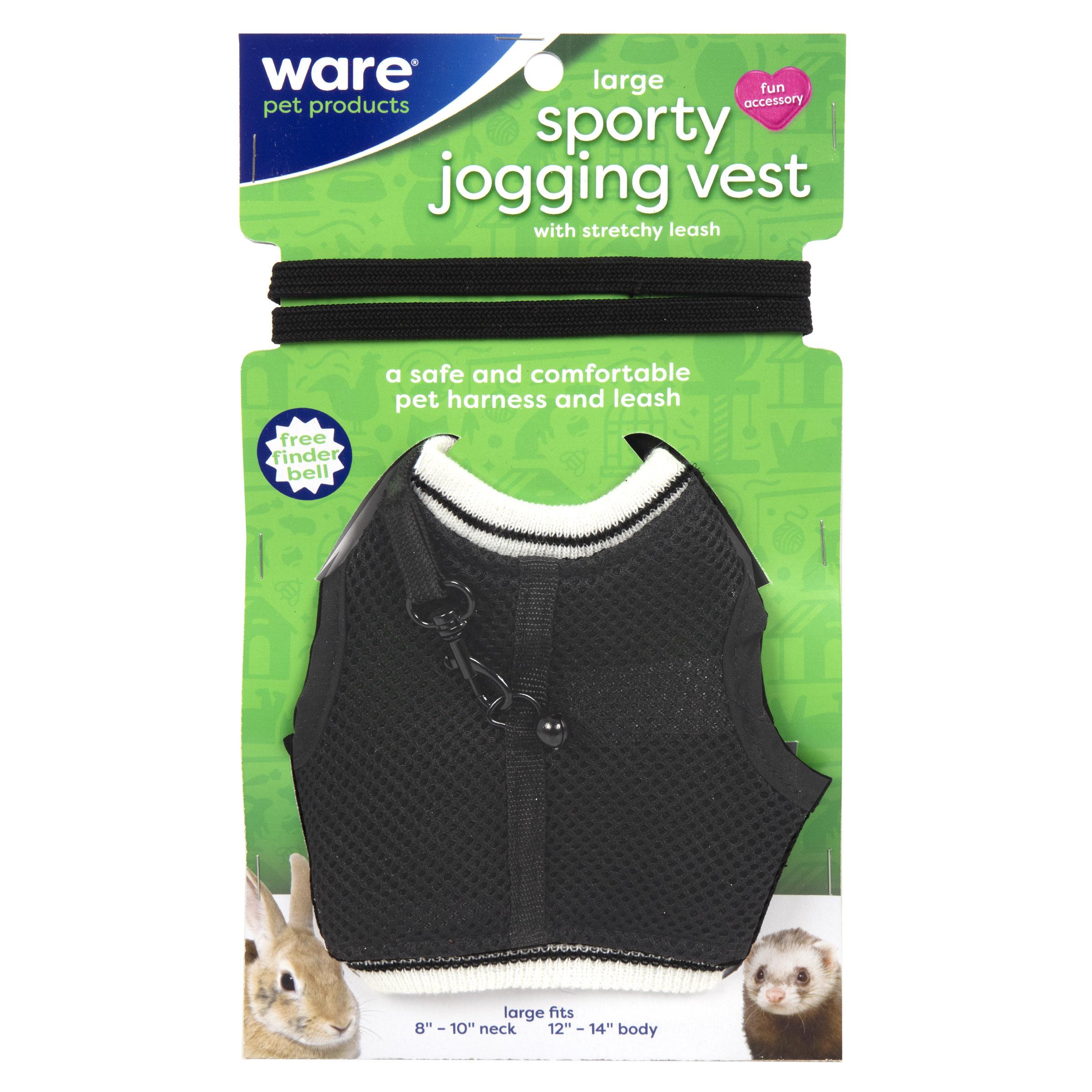 Sporty Jogging Vest, Lg