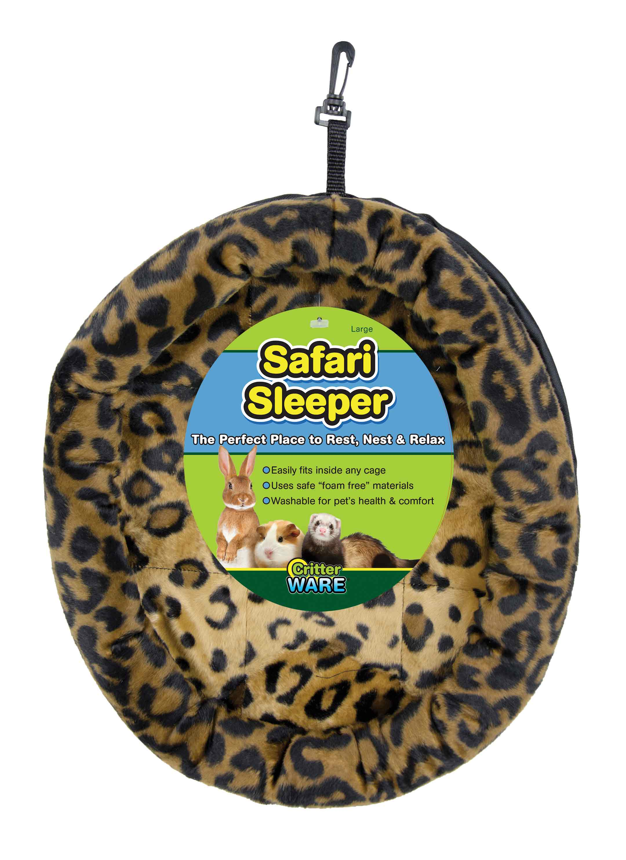 Safari Sleeper, Lg