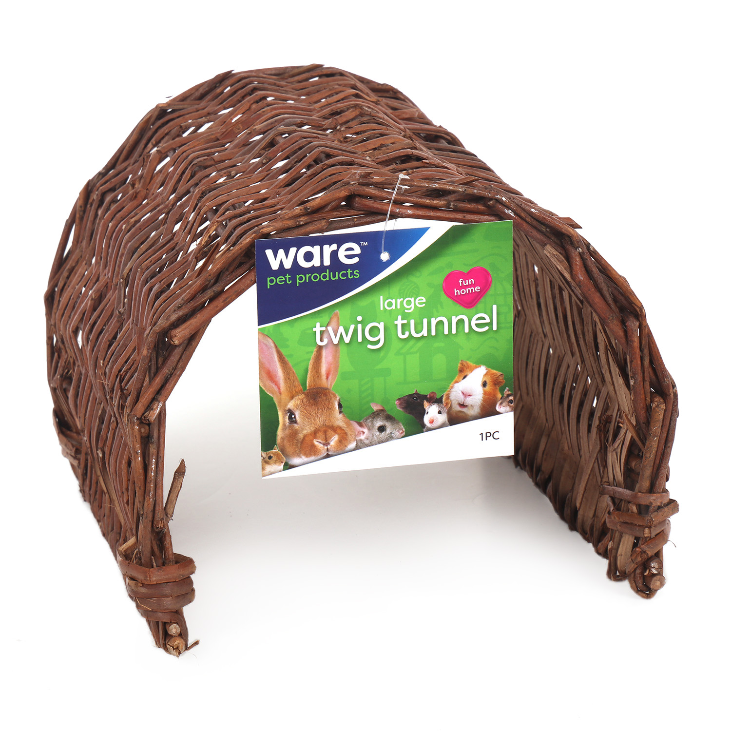 Twig Tunnel, Large