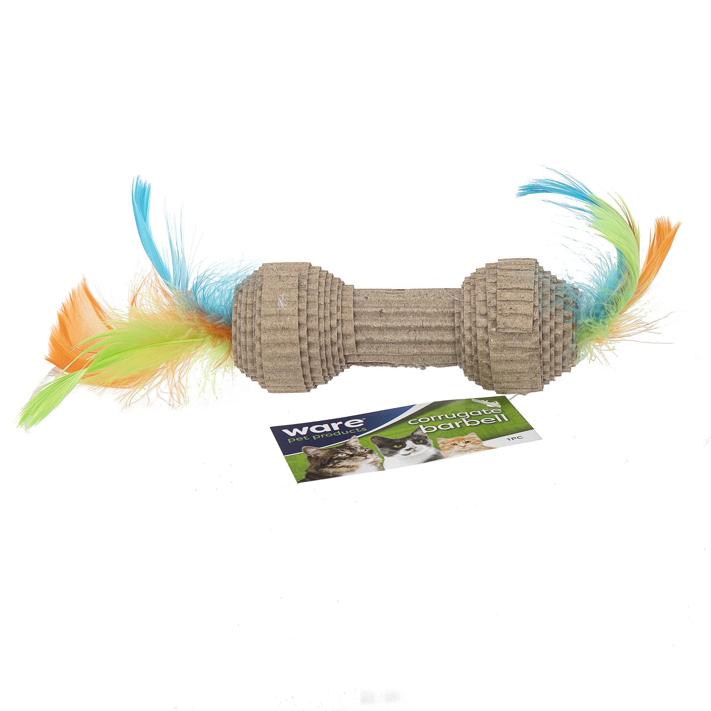 Corrugate Barbell