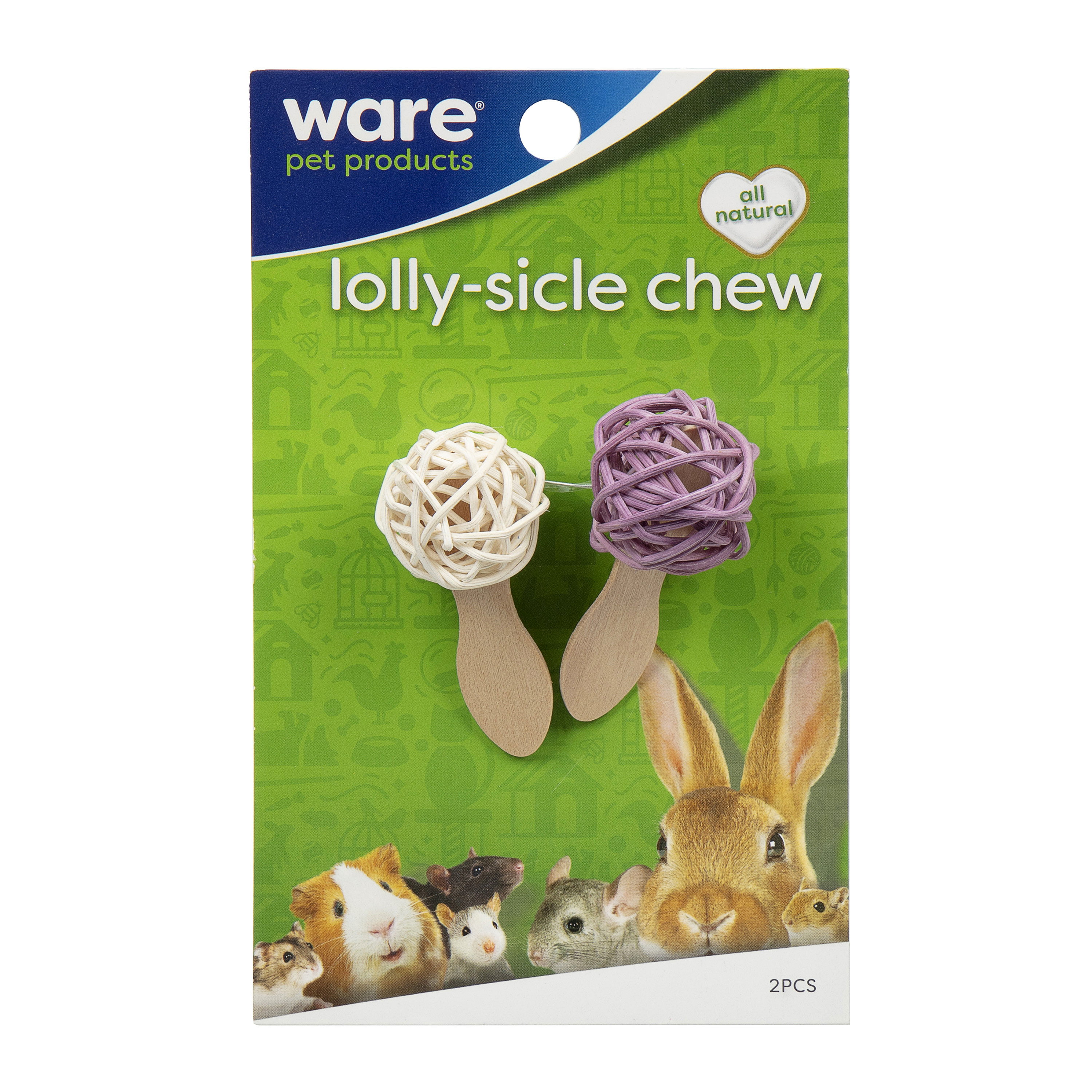 Lolly-Sicle Chew