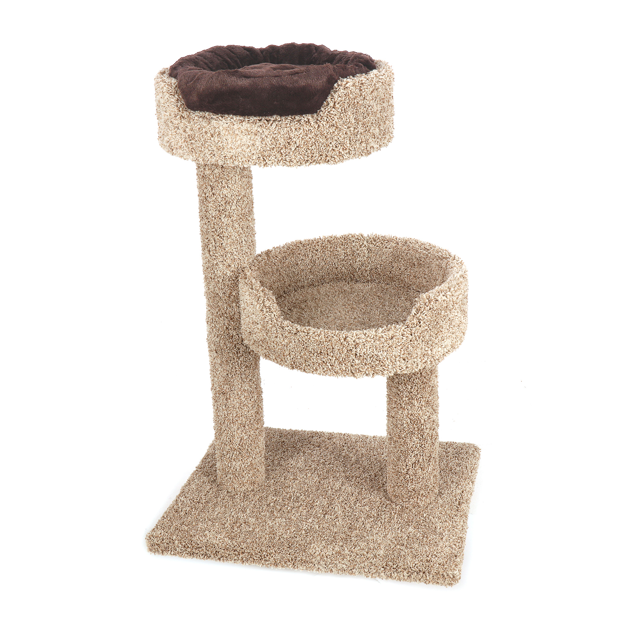 2 Story Perch w/ Donut Bed