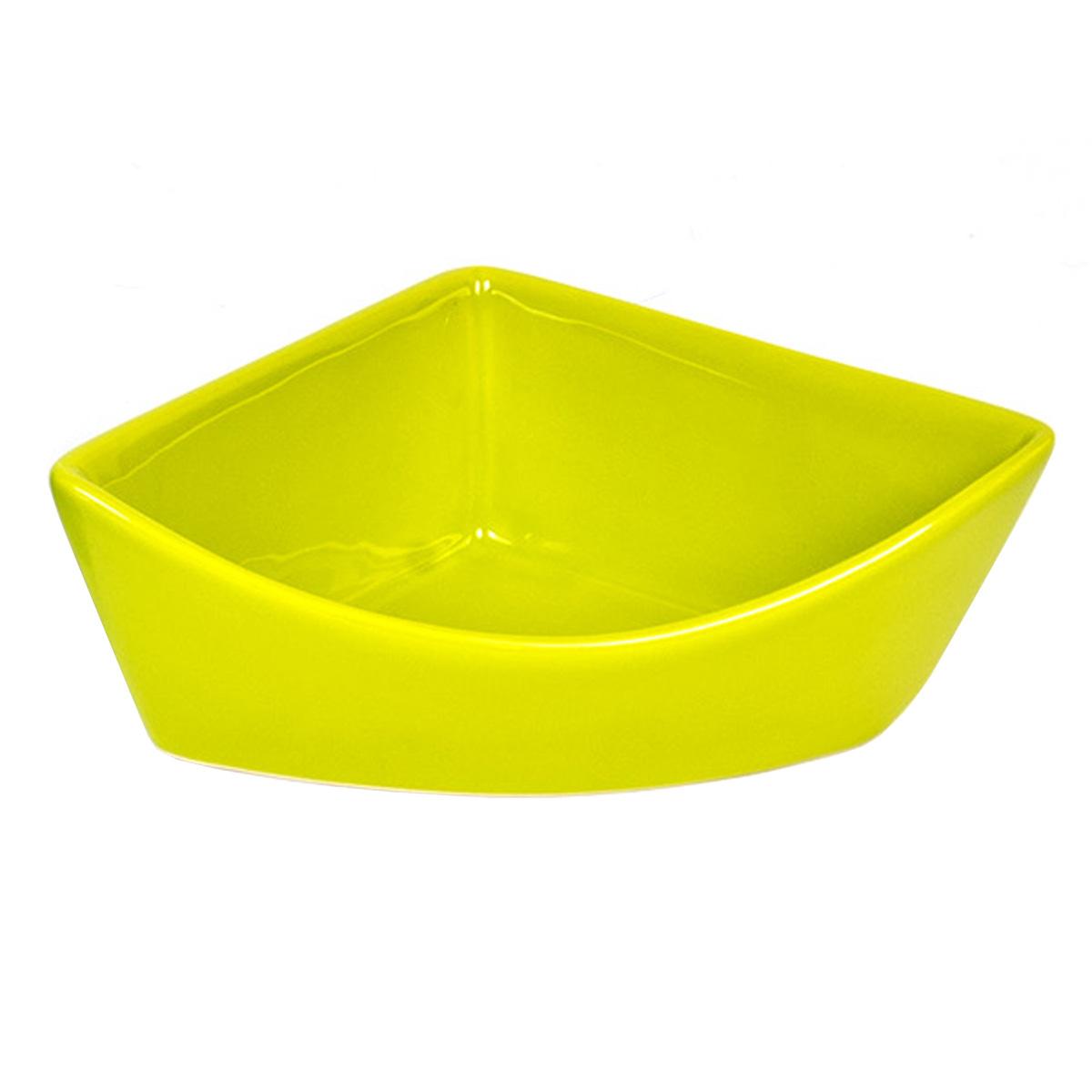 Corner Dish Lg