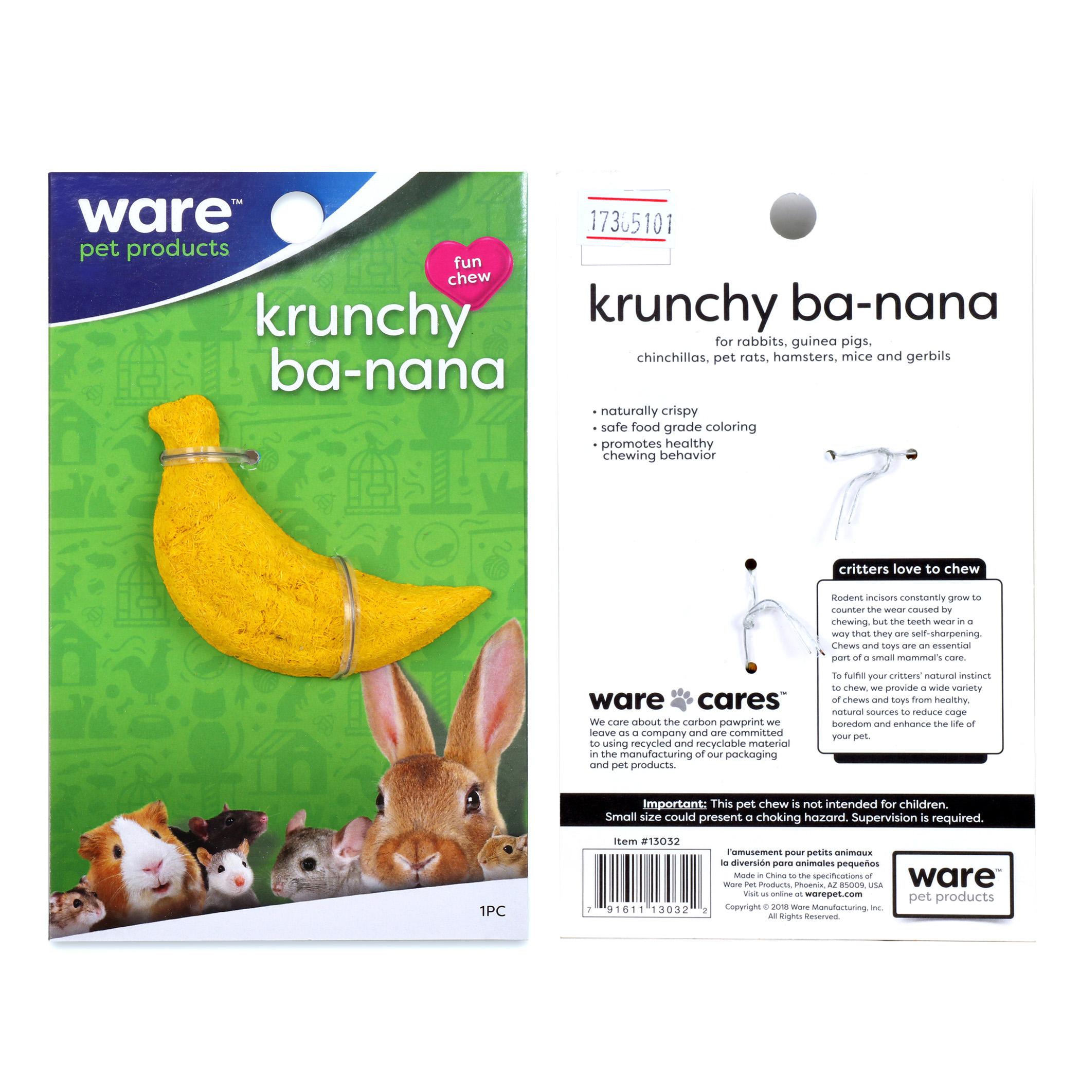 Krunchy Ba-Nana