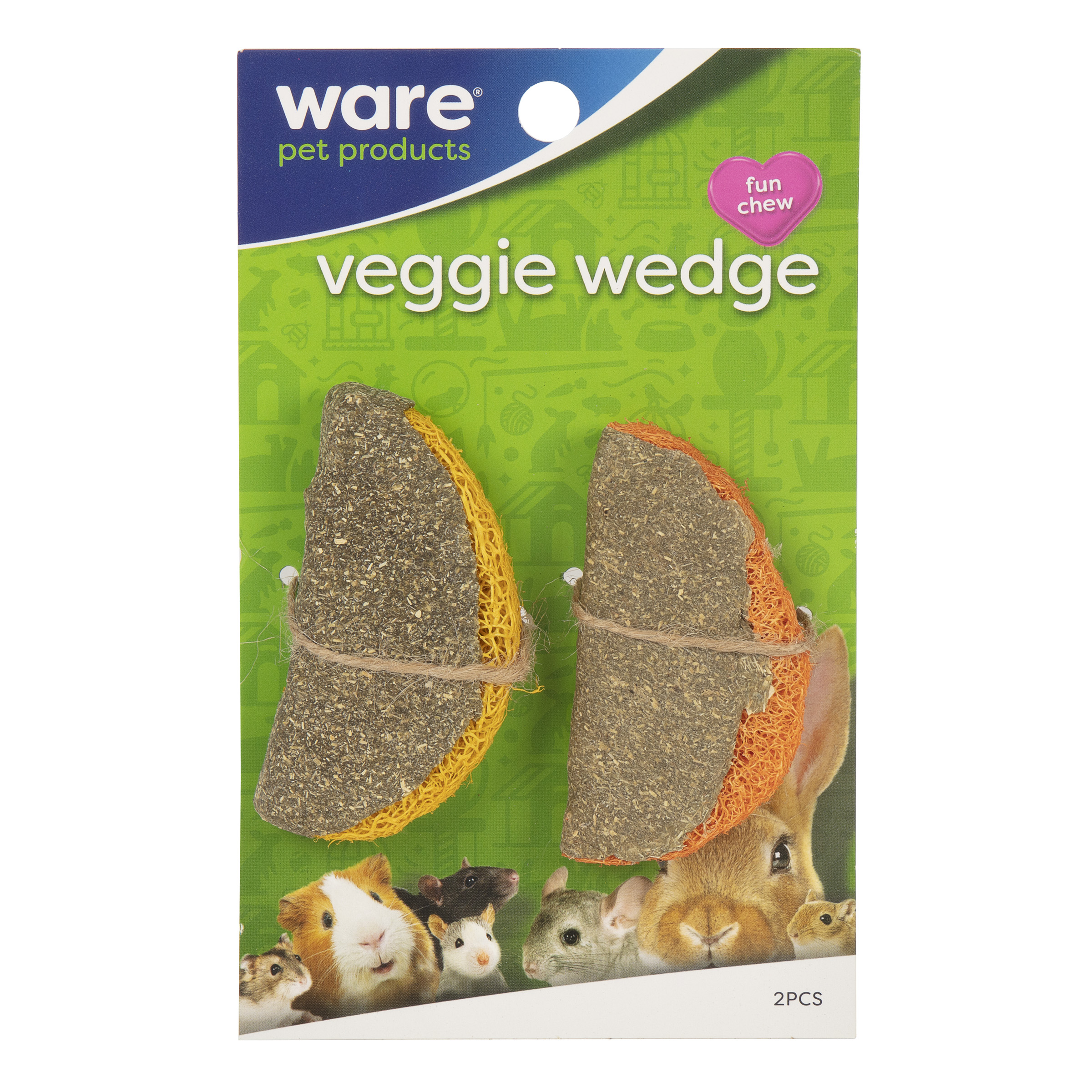 Veggie Wedge 2pcs