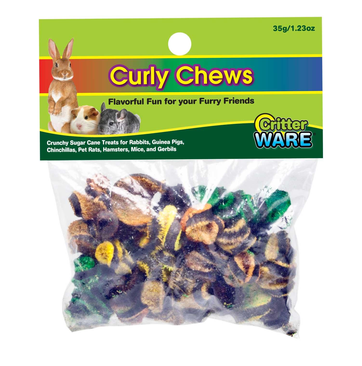 Fiesta Curly Chews