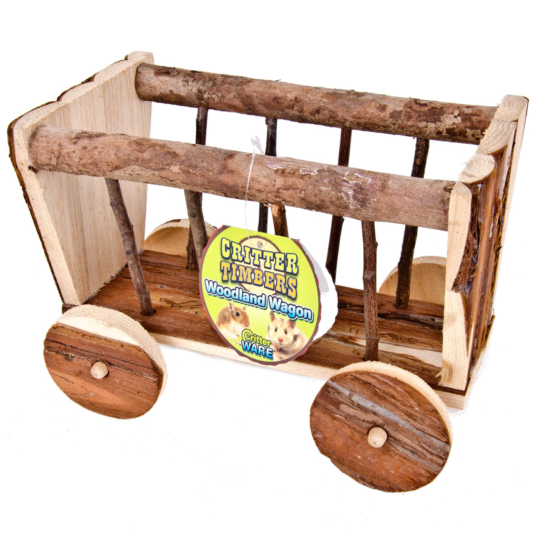 Woodland Wagon