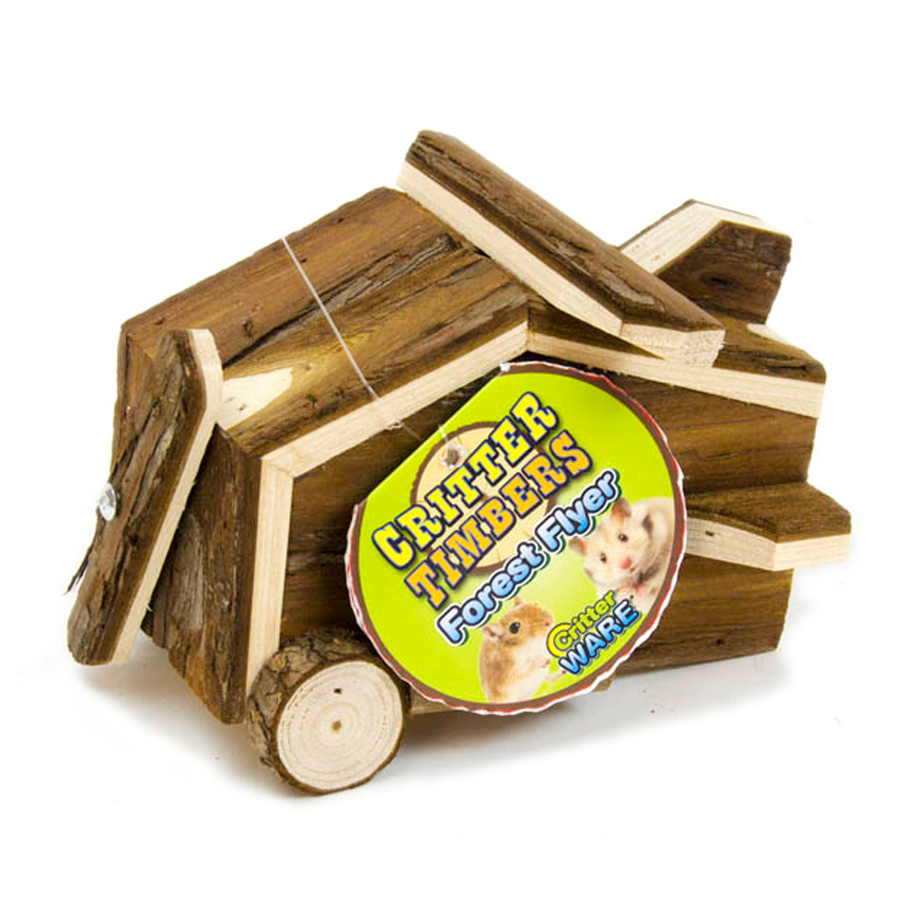 Critter Timber Airplane