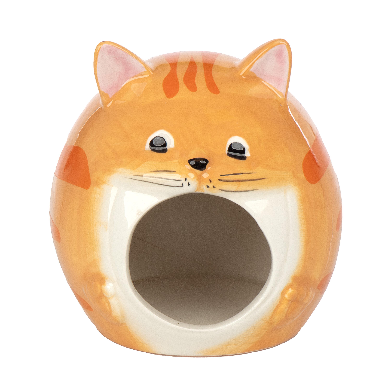 Tabby Cat Hideout