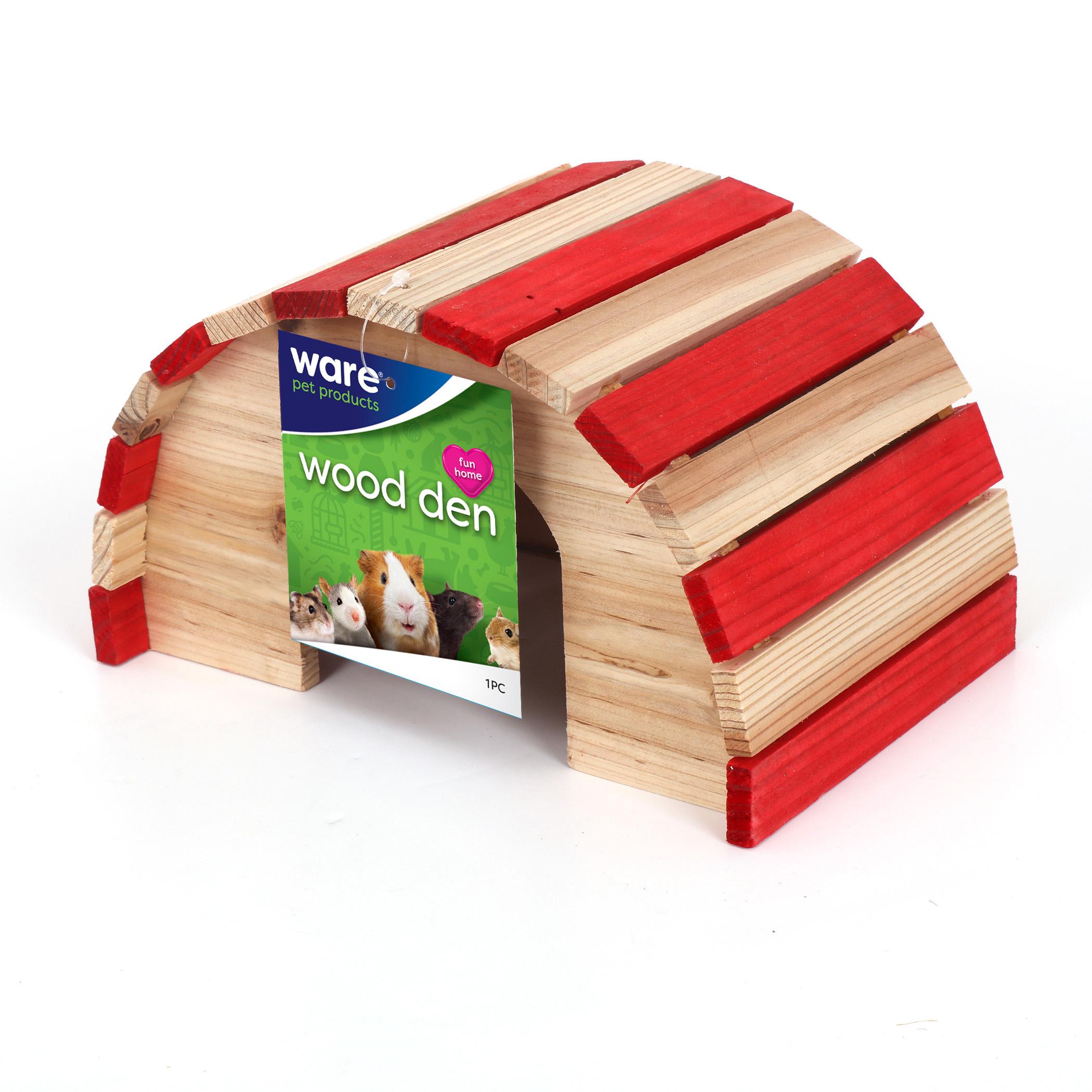 Wood Den Hideout- LG